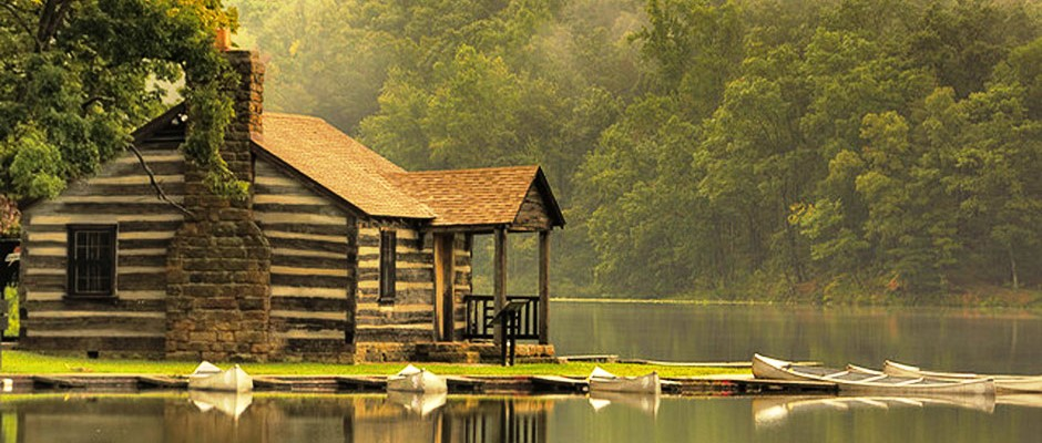 Lake Lincoln Cabin