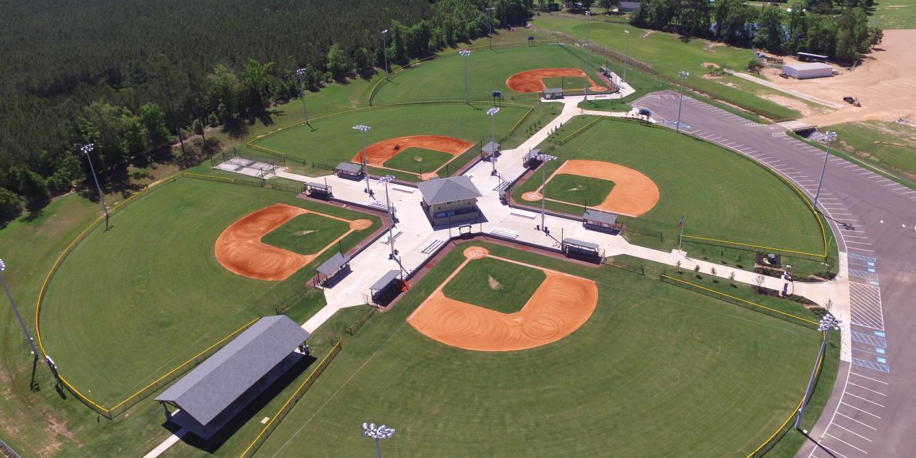 Baseball Complex   Lincoln County